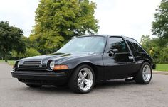 Muscle Hatch: 401/5-Speed 1978 AMC Pacer from Bring A Trailer Note: I don't care. I loved these cars.