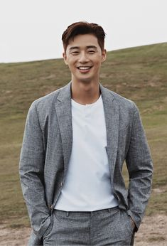 Park Seo Joon —- So adorable! Korean Men, Asian Men, Asian Boys, Asian Actors, Korean Actors, Sung Joon, Bang Yongguk, Park Seo Joon, Business Chic