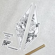 Dotwork rose matching tattoo couple tattoo - new shop opening soon: www.rawaf.shop
