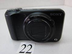 SONY CYBER-SHOT G DSC-HX10V
