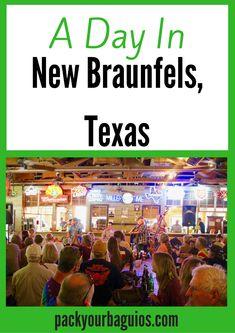 New Braunfels, Texas | Gruene, Texas