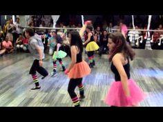 Coreo Baile moderno niños grupo de Bily Fin de Curso 2012-2013 - YouTube
