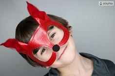 ⚓ *Nutkin* - Eichhörnchen Maske ⚓ von SOULITA auf DaWanda.com