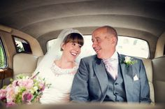 Gaynes Park wedding of Michelle and Ed