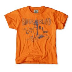 Rhode Island Lighthouse Boys T-Shirt $28.00