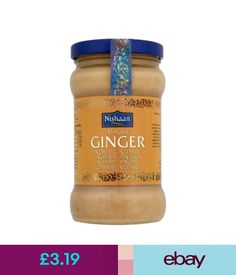 Spices & Seasonings Nishaan Minced Ginger (283G) #ebay #Home & Garden