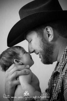 Sparkle // Newborn photography // western // cowboy // cowgirl
