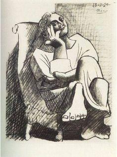 Pablo Picasso, Unknown