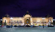 Petit Palais | Horarios, precios y localización en París  #museum #art #paris