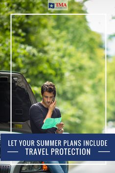 Many physicians schedule vacations during summer. But the increased time on the highway increases your risk of a roadside emergency. Find out how roadside assistance benefits can protect you and make life easier in this week's blog. #texmed #insurance #summervacation #texas #texasphysicians