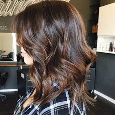 Short Brunette hairstyles are styles for all those women looking for some class and style.