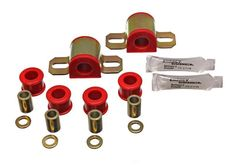 4 Front Sway Bar Link And Left Right /& Stabilizer Bushing For Honda CR-V 97-01