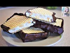 Domáci Turecký med v oplátke (Košický med) - recept - YouTube Cheesecake, Pie, Food, Torte, Cake, Cheesecakes, Fruit Cakes, Essen, Pies