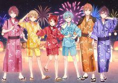 埋め込み Anime Scenery Wallpaper, Boys Wallpaper, Fire Emblem, Kawaii Anime, Anime Best Friends, Cute Anime Boy, Vocaloid, Cute Boys, Art Reference