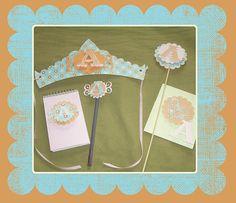 Storybook Sample - Princess Party