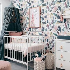 """32 Likes, 3 Comments - Chrysalis Design (@chrysalisdesignnz) on Instagram: """"This is what nursery perfection looks like  Absolutely stunning design by @oh.eight.oh.nine…"""""""