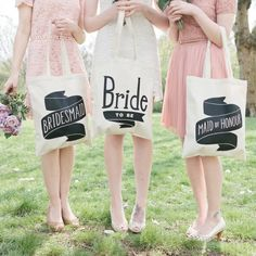 15 Essential Items to Pack in your Wedding Day Survival Kit Tote Bag