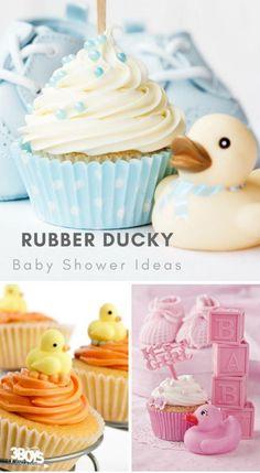Trendy baby shower ideas gender neutral rubber duck Ideas Several Easy Babyshower Ducky Baby Showers, Rubber Ducky Baby Shower, Baby Shower Duck, Baby Shower Prizes, Baby Shower Brunch, Baby Shower Favors, Baby Shower Cakes, Baby Shower Themes, Baby Shower Decorations