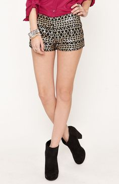 Kirra Sequin Sparkle Shorts    Just ordered these! Only $6.99 today & free shipping for Black Friday! I can't wait until they arrive so I can rock them.