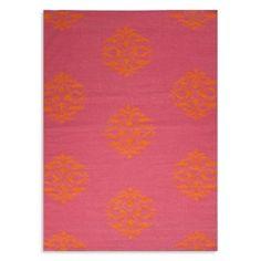 Buy Jaipur Maroc Nada 3-Foot 6-Inch x 5-Foot 6-Inch Rug in Pink/Orange from Bed Bath & Beyond