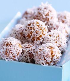 Apricot Muesli Balls - Only 5 min