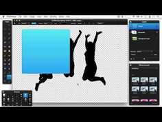 Creating a Musical Composition in Pixelmator - YouTube