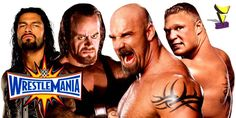 WWE Roman Reigns vs Goldberg and Brock Lesnar vs Goldberg vs full