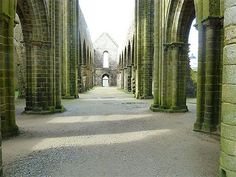 Abbaye de la pointe saint Mathieu