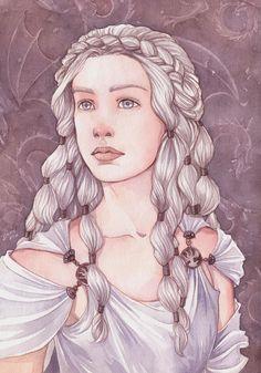 Dolfen - Daenerys Targaryen