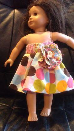 Doll skirt (see matching girl skirt)