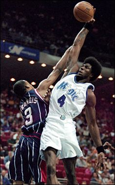Ben Wallace - Orlando Magic (1999-2000)