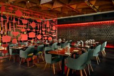 Restaurant - contemporist.com