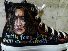 even though the quote is wrong i like them Cute Sneakers, Cute Shoes, High Top Sneakers, Boys Who, Chuck Taylor Sneakers, Harry Potter, Pumps, Severus Snape, Kicks