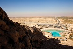 The Wadi Wavepool in the UAE