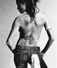 Ajarn Noo tattoo