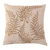 Found it at Wayfair - Magic Trees Embroidered Throw Pillow
