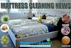 Dust Mite Allergens, Urine Removal - Mattress Cleaning Gold Coast