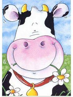 prent koe