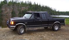 1991 Ford F-150 Review - http://whatmycarworth.com/1991-ford-f-150-review/