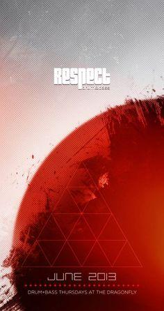 Respect Drum and Bass June 2013 #dnb #drumandbass #junglist