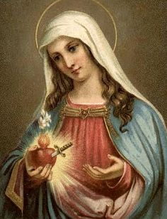 In the end, My Immaculate Heart will triumph!