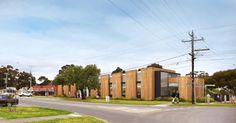 k20 Architecture was engaged by Melton City Council to design an extension to the existing community care centre- which includes a new administrative centre for the support staff. The facility currently provides services for the ageing population of the community. The design concept for this project grew from the notion of caring and connecting these …