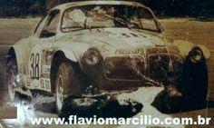 Karmann-Ghia V8 do Flávio Marcílio