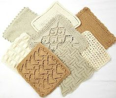 KNIT BUZZ: Free Pattern Friday: Fran-tastic Washcloth!