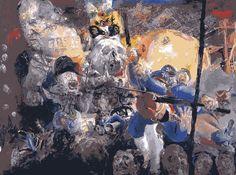 Bernhard Heisig, Als ich die Völkerschlacht malen wollte (1985/1986)   - Kunst in der DDR / Beiträge