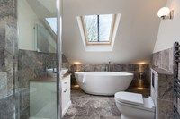 Pictures and information of 58 Marygate, York, a luxury 300 year old cottage in centralYork Old Cottage, Bathtub, York, Luxury, Holiday, Standing Bath, Bathtubs, Vacations, Bath Tube