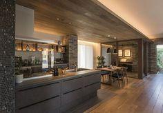 Circa Who Furniture Kitchen Dinning, Kitchen Sets, Living Room Kitchen, Kitchen Decor, Industrial Style Kitchen, Modern Kitchen Design, Interior Design Kitchen, Kitchen Furniture, Home Kitchens
