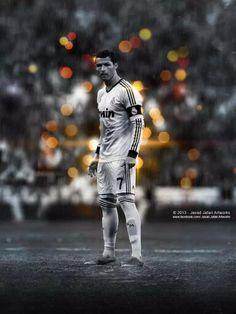 Real Madrid legend. Cristiano. #halamadrid