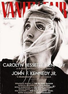 Carolyn Bessette Kennedy - personal sense of style personified