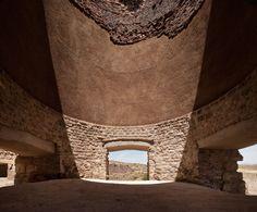 Castillo-Miras arquitectos, Fernando Alda · Hornos de Calcinación